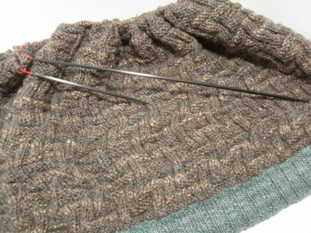 Pit knitter Circulars