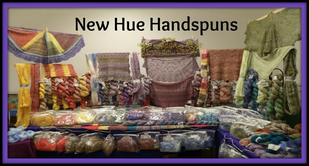 New Hue Handspuns