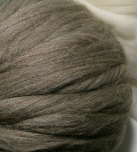 BFL Wool for Mr X's sweater