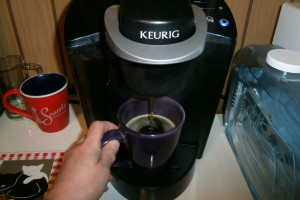 Enjoying/needing my Keurig