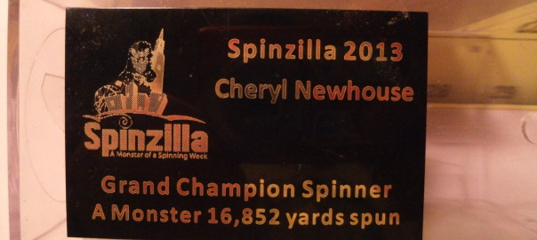 Newhouse spinzilla champ