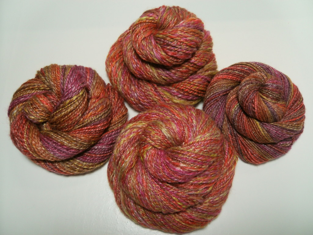BollyWood Spun 4 ways
