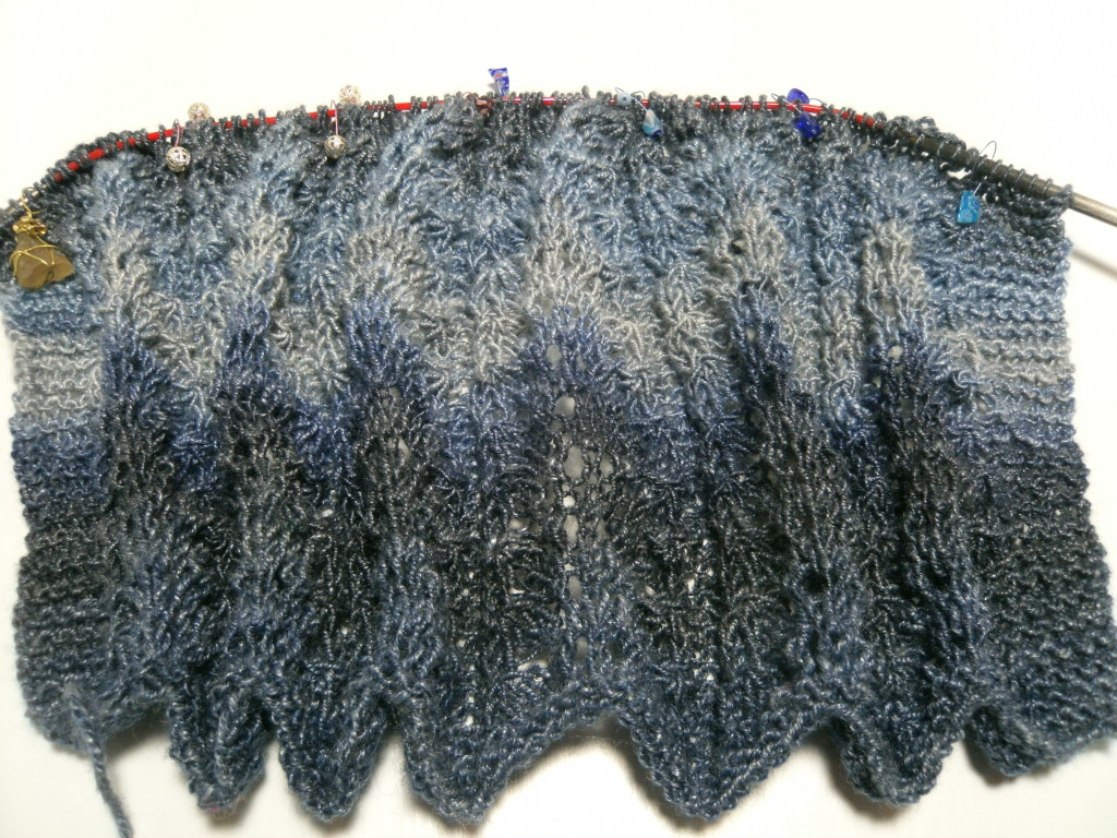 Navajo Plied, January, Forever in Blue Jeans