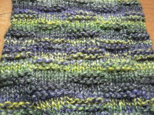 The Green Comet 2 ply random